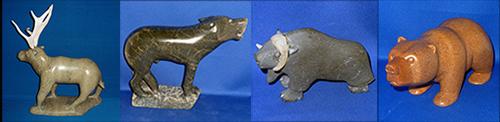 , Inuit Art, Eskimo Art, Inuit Sculpture